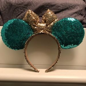 Accessories - Princess Jasmine Inspired Mickey Ears